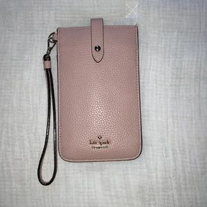 Gently used Kate Spade phone carrier